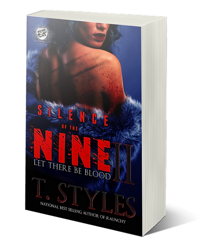 Silence of The Nine 2 by T. Styles