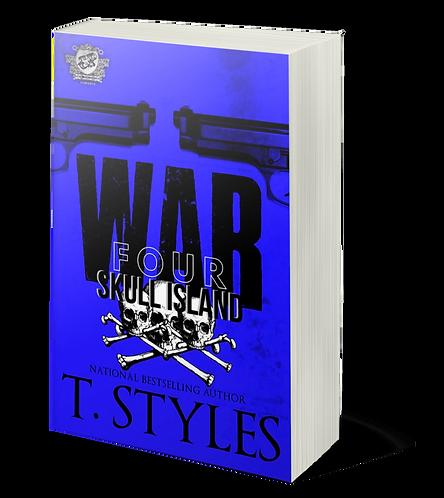 War 4: Skull Island by T. Styles