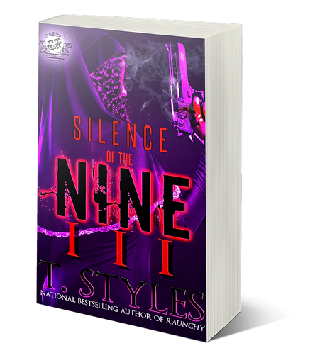 Silence of The Nine 3 by T. Styles