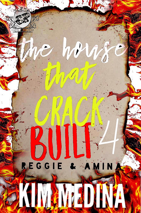 The House That Crack Built 4 by Kim Medina