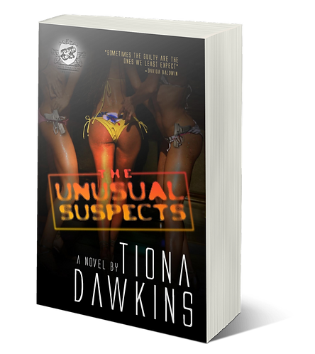 The Unusual Suspects by Tiona Dawkins