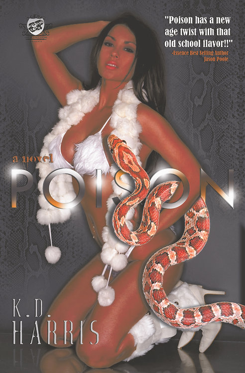 Poison by K.D. Harris