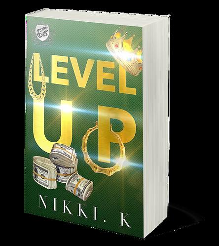 (LGBT) Level Up by Nikki K