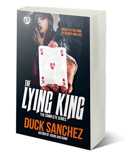 The Lying King by Duck Sanchez