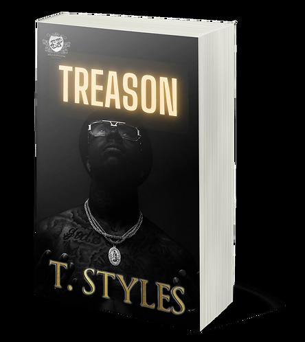 Treason by T. Styles