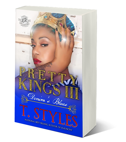 Pretty Kings 3 by T. Styles