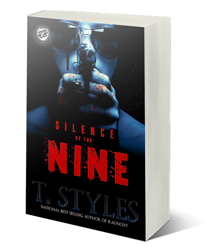 Silence of The Nine by T. Styles