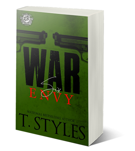 War 6: Envy by T. Styles