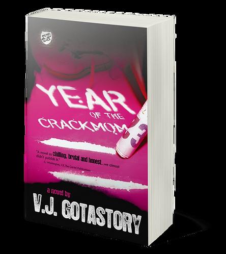 Year of the Crackmom by VJ Gotastory