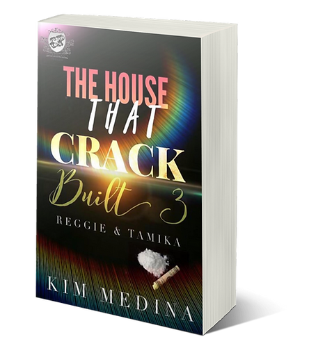 The House That Crack Built 3 by Kim Medina