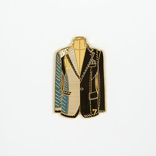 The Tailored Suit Pin