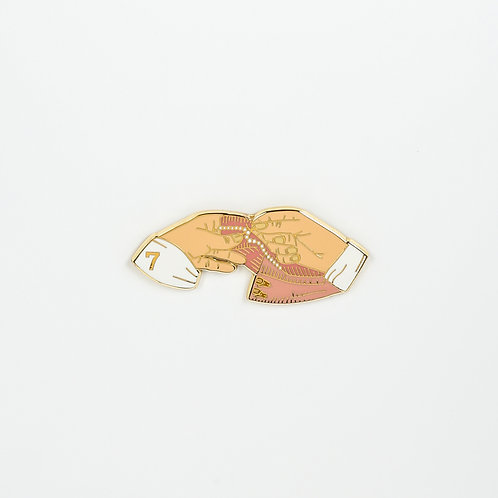The Sewing Hands Pin