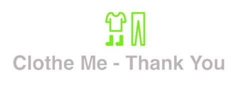 Clothe Me - Thank You