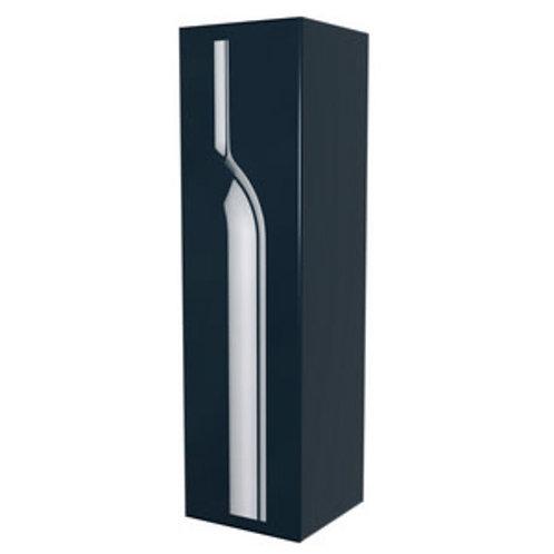 zwarte doos voor 1 fles - per 6