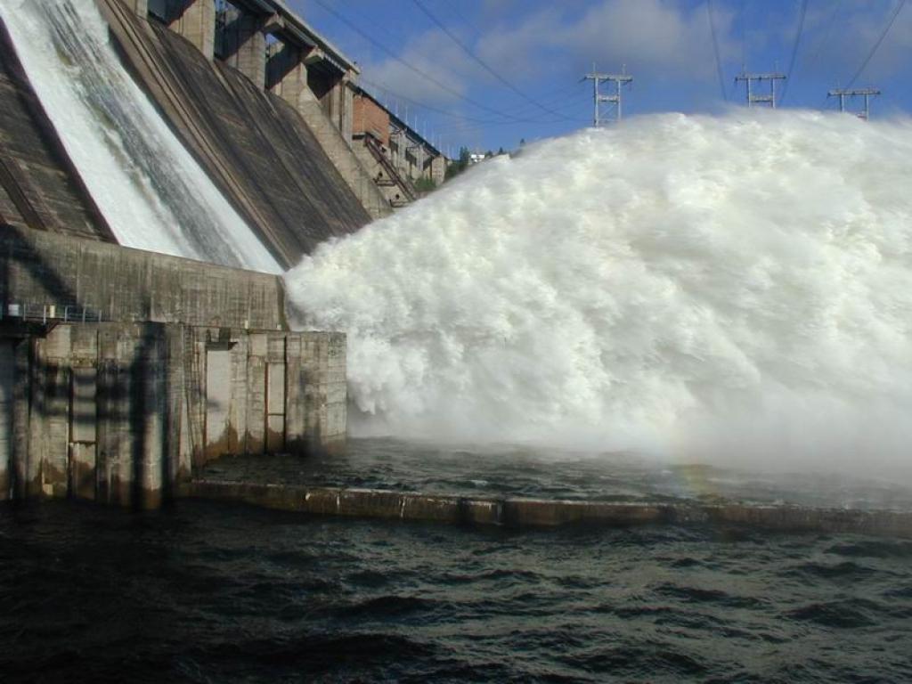 ГЭС 12