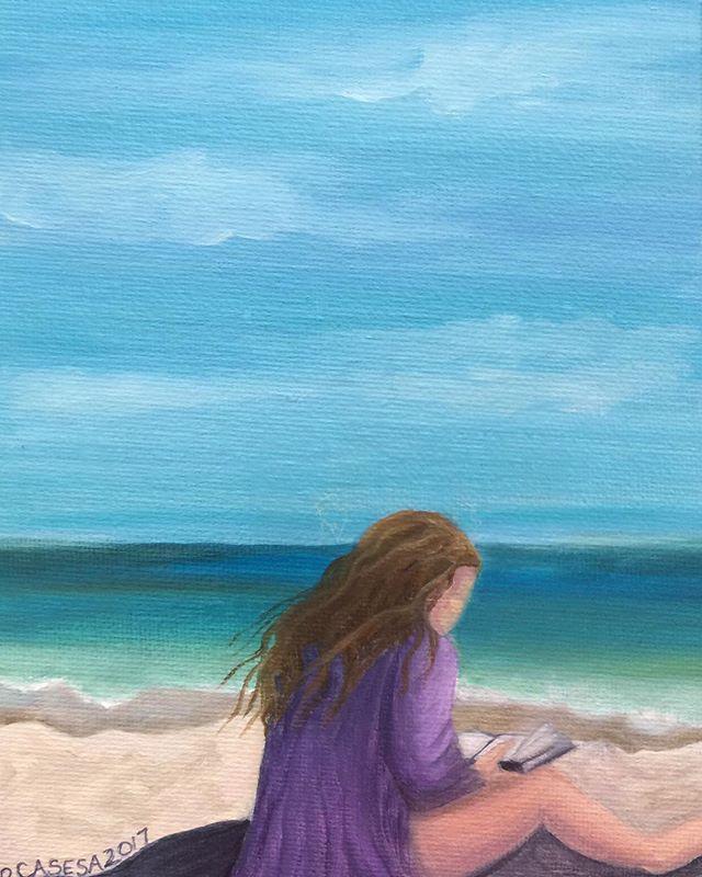 _Tranquilizer_  6x8 oil  #oilpainting #oilpainter #painting #pastelcolors #artistsofinstagram #artis
