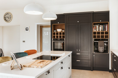 Commercial interior exterior real estate photographer limerick tipperary kitchen