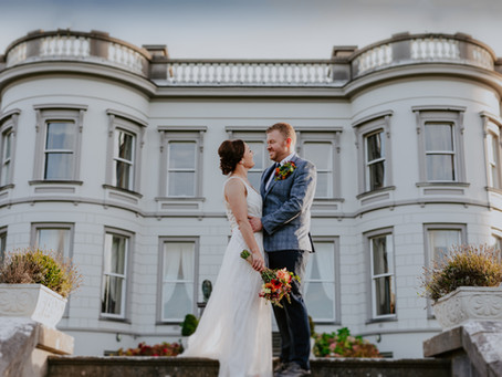 Andrew & Marie - Hotel Minella Tipperary