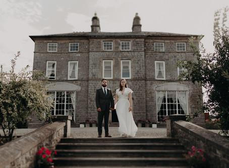 Billy + Blythe - An American Wedding in Ireland