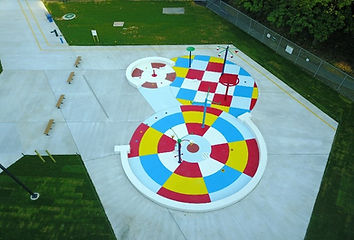 Spriain Ridge Park Pool