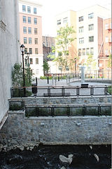 Mill Street Courtyard II
