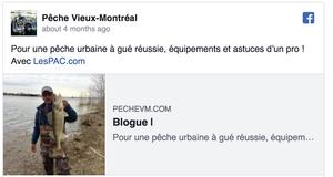 Collaboration Peche Vieux Montréal X Clark influence -  Agence d'influence au Canada