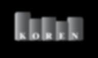 """לוגו משרד עו""""ד מקרקעין מני קורן ושות"""