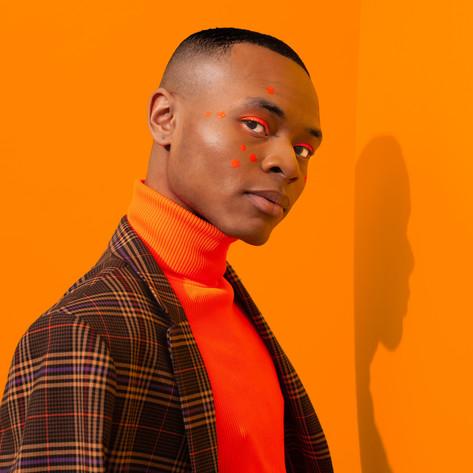 Photography: Trever Bennett Model: Andre Rice Styling: Brock Taylor