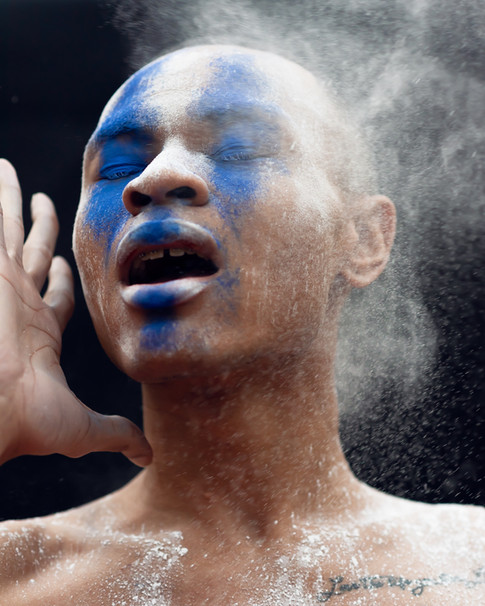 Photography: Paul Scott Model: Andre Rice
