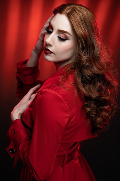 Photographer: Risto Thomas Model: Madeline Jodephine