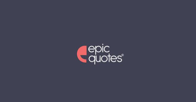 Epic Quotes Logo Design