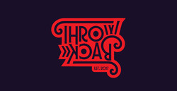 Throwback Pub Logo Design