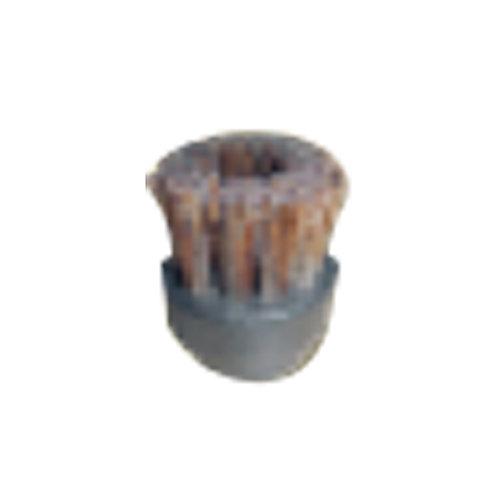 Escova de crina de cavalo 30 mm preto