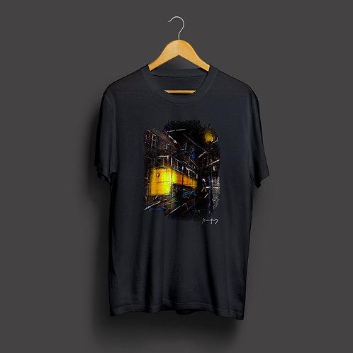 Eléctrico a noite T-Shirt