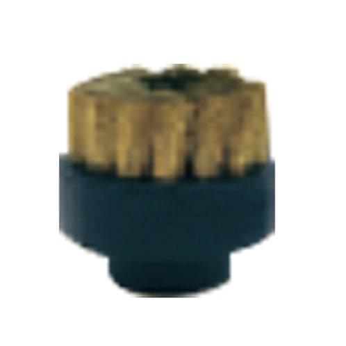 Escova de latão 38 mm preto