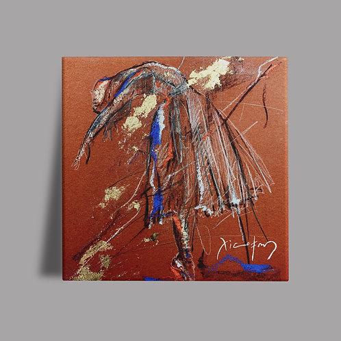 A bailarina Azulejo