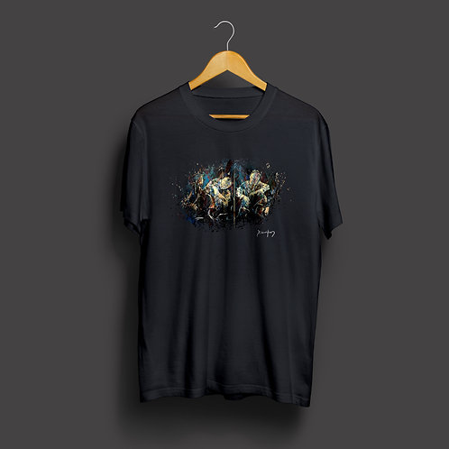 tributo ao contrabaixo T-Shirt