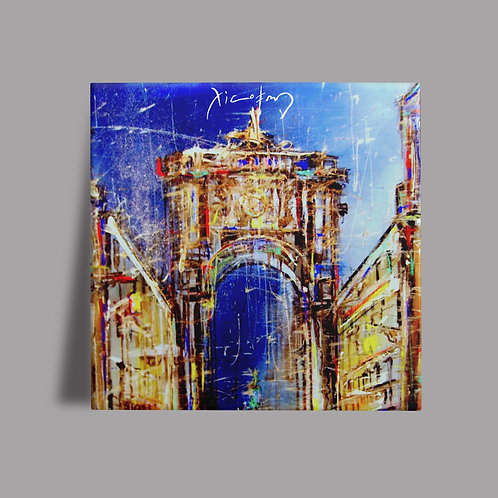 Pedaços da Nossa Lisboa Azulejo
