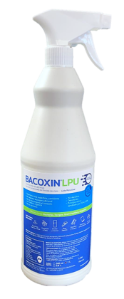 BACOXIN LPU - Desinfectante de alto nivel
