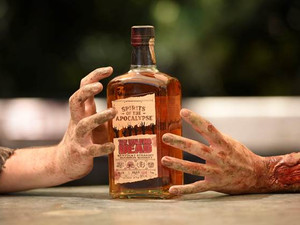 THE WALKING DEAD Lives on Through Bourbon, While Supplies Last
