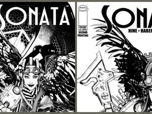 Brian Haberlin & David Hine'S SONATA #2 & SONATA #3 Rushed Back To Print