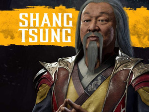 Shang Tsung & More Revealed as NEW DLC Characters for MK11