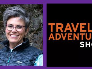 2019 Travel & Adventure Show EXCLUSIVE: Ruth Rosewarne Kimerer Talks VISIT ANCHORAGE & Alask