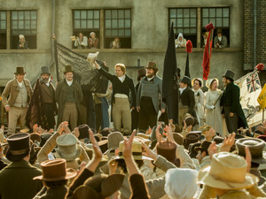 Teaser Trailer for Amazon Studio's PETERLOO Arrives