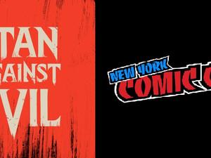 2018 New York Comic Con EXCLUSIVE: The Cast & Creator of STAN AGAINST EVIL Discuss Season 3