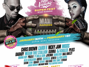 VEWTOPIA Music Festival Partners With SuperFest Miami Live