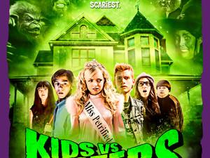 KIDS VS MONSTERS Available on Digital HD & On Demand September 29th