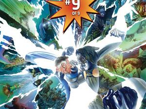 SECRET WARS #9! The Biggest Marvel Story of All Time Just Got Bigger!