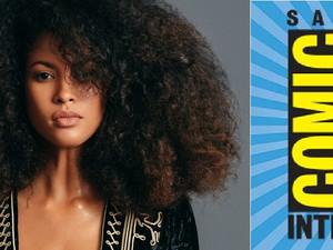 2018 San Diego Comic Con EXCLUSIVE: Actress Alex Scott Talks Diversity in THE FIRST PURGE & Bein
