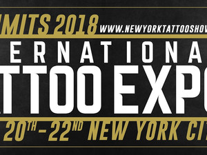 United Ink Productions Gets Ready To Present The 2018 NO LIMITS INTERNATIONAL TATTOO EXPO At Resorts